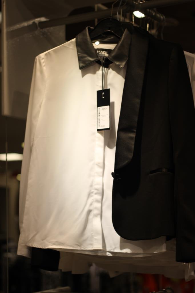 Preto e branco, marca registrada da Chanel